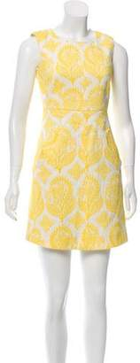 Diane von Furstenberg Jacquard Carpreena Dress