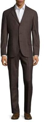 Brunello Cucinelli Stripe Suit