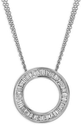 Bony Levy 'Circle of Life' Medium Diamond Pendant Necklace