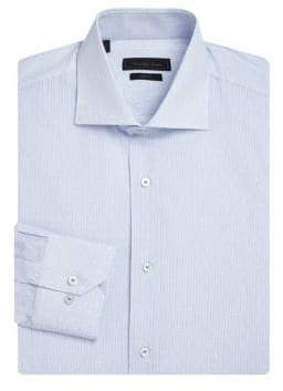 Saks Fifth Avenue COLLECTION Classic-Fit Cotton Dress Shirt