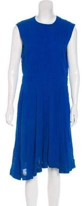 Preen Line Broderie Anglaise Valerian Knee-Length Dress