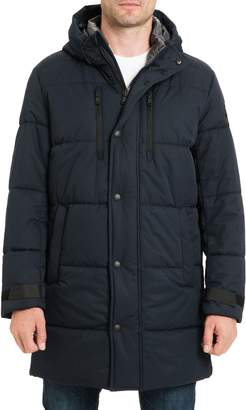 Michael Kors Holland Hooded Coat