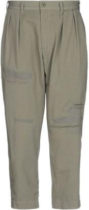 Beams 3/4-length shorts