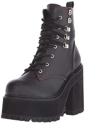 Demonia Women's Asst100/Bvl Boot