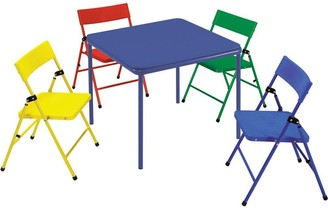 Cosco 5-pc. Folding Chair & Table Set