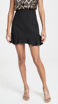 Black Halo Abra Skirt