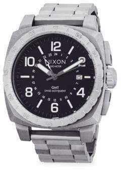 Nixon Stainless Steel Bracelet Watch