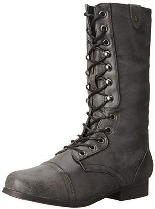 Madden-Girl Women's Galeriaa Combat Boot