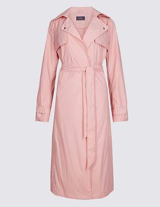 Marks and Spencer Stretch Trench Coat with StormwearTM