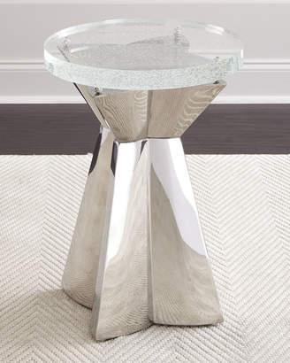 Bernhardt Anika Round Chairside Table