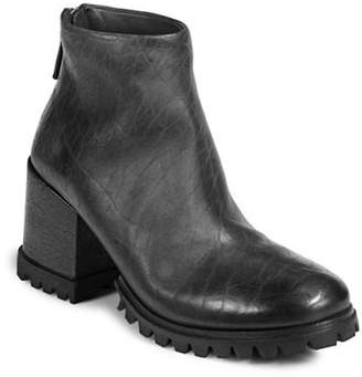 Marsèll Marsey Leather Ankle Boots
