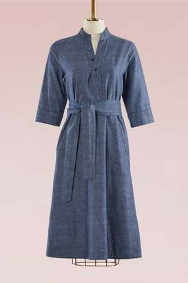 A.P.C. Oleson Cotton Dress