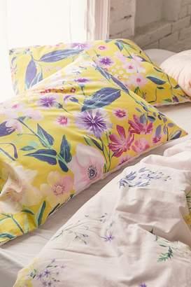 Laurel Floral Pillowcase Set