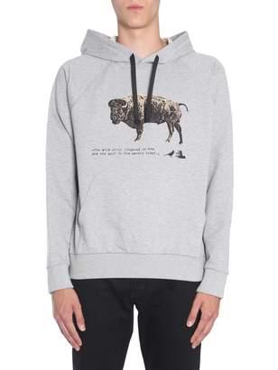 Lanvin Hodded Sweatshirt