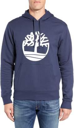 Timberland Logo Hoodie Sweatshirt