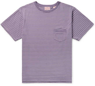 Levi's 1940s Striped Cotton-Jersey T-Shirt