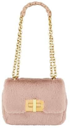 Tom Ford Medium Faux Fur Natalia Shoulder Bag