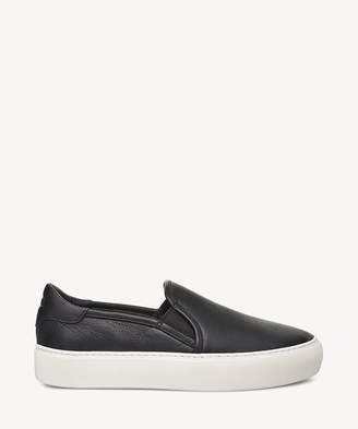 UGG Women's Jass Slip On Sneakers Black Size 6 Suede From Sole Society