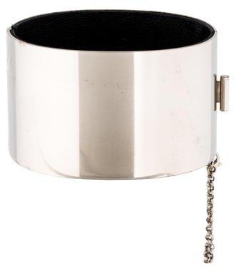 CelineCéline Minimal Cuff Bracelet
