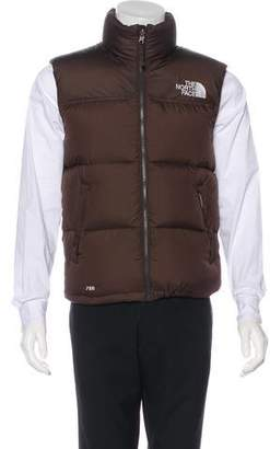 The North Face 700 Quilted Down Vest