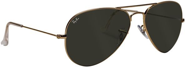 Ray-Ban Large Metal Sunglasses