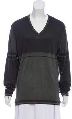 Malo Cashmere Long Sleeve Top