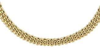 """Lagos Caviar Gold Collection 18K Gold Rope Necklace, 16"""""""
