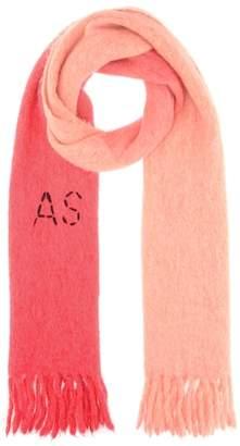 Acne Studios Kelow alpaca-blend scarf