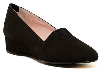 Taryn Rose Fabu Slip-On Shoe $239 thestylecure.com