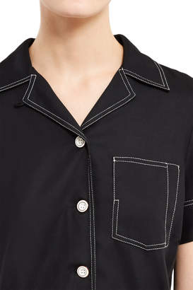 Lorod Silk Bowling Shirt