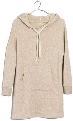 Madewell Hooded Sweatshirt Dress