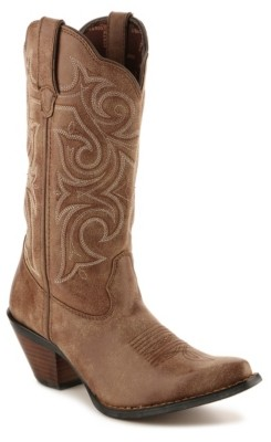 Durango Scall-Upped Cowboy Boot