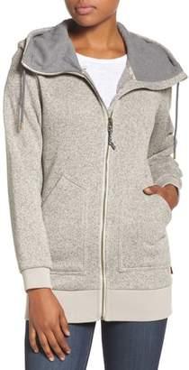 Burton Minxy DRYRIDE Thermex Sweater Knit Fleece Hoodie