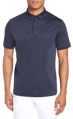 CALIBRATE Clean Dressy Trim Fit Polo