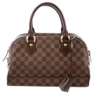 Louis Vuitton Damier Ebene Duomo Handle Bag