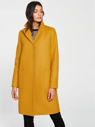 HUGO BOSS Boss Casual Ohlui Mustard Coat