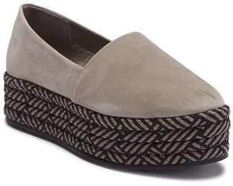 AllSaints Bora Platform Loafer