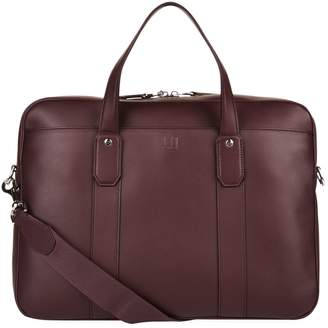 Dunhill Leather Hampstead Briefcase