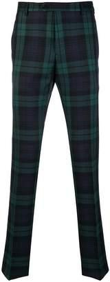 Valentino tartan trousers