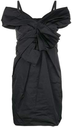 Marc Jacobs twist knot mini dress