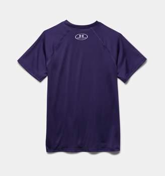 Under Armour Boys UA Locker Short Sleeve T-Shirt