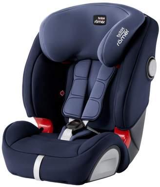 Britax Römer EVOLVA 1-2-3 SL SICT Car Seat - Moonlight Blue
