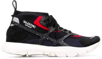Valentino garavani heroes sneakers black