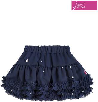 Next Girls Joules Blue Tutu Skirt