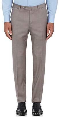 Pt01 Men's Wool Twill Slim Trousers
