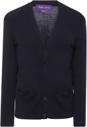 Ralph Lauren Ribbed Wool Cardigan