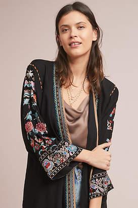 Bl-nk Flo Embroidered Kimono