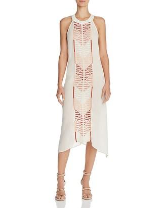 Piper Bogo Midi Dress $198 thestylecure.com