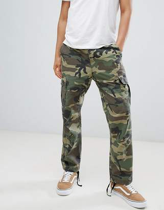 Stussy Cargo Pants In Camo