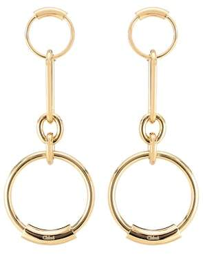 Chloé Reese drop earrings